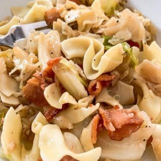 Haluski (Fried Cabbage and Noodles). https://thefinisheddish.com/2021/01/10/haluski-fried-cabbage-and-noodles/. #pasta.