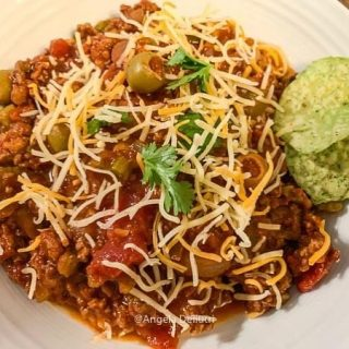 Basic Chili Recipe.  https://thefinisheddish.com/2021/02/21/basic-chili-recipe/. #chili  #beef  #chilirecipe