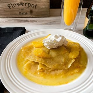 Crepes Suzette. https://thefinisheddish.com/2020/02/09/crepes-suzette/. #food #recipes #instagram #brunch #breakfast #crepes #imsomartha