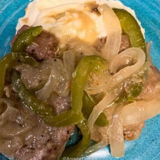 Swiss Steak - https://thefinisheddish.com/2020/11/29/swiss-steak/